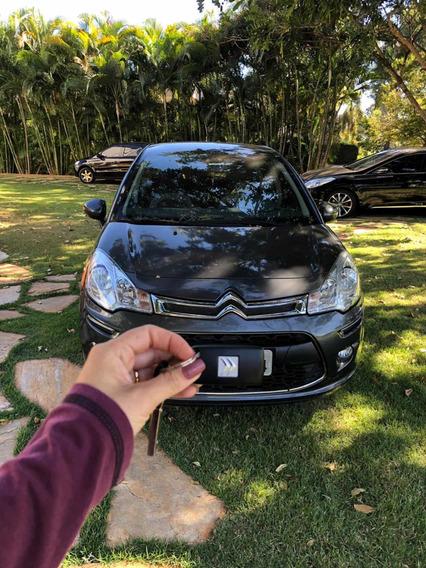 Citroën C3 1.6 Vti 16v Tendance Flex Aut. 5p 2016