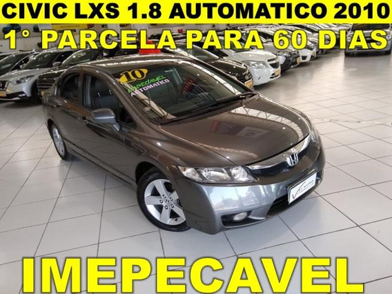 Honda Civic Lxs 1.8 16v (aut) (flex)