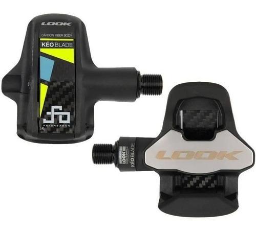 Imagem 1 de 2 de Pedal Look Keo Blade 2 Carbon 12 Nm Peter Sagan