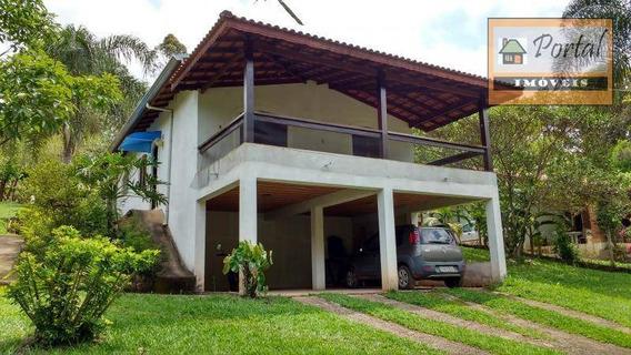 Chácara Com 2 Dormitórios À Venda, 2000 M² Por R$ 350.000,00 - Estância São Paulo - Campo Limpo Paulista/sp - Ch0022