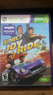 ** Kinect Joy Ride Para Tu Xbox 360 **