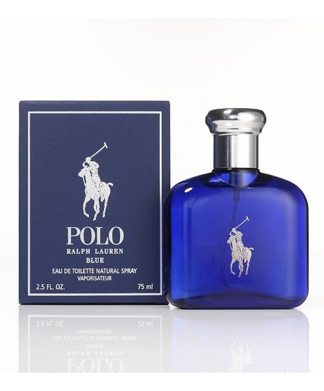 Ralph Lauren Polo Blue - Amostra / Decant De 2ml Importado