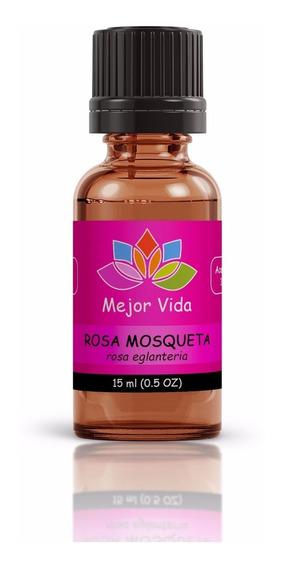 Aceite Esencial Rosa Mosqueta Aromaterapia, Masajes