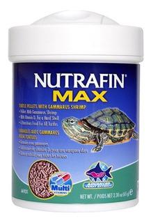 Alimento Nutrafin Max Tortugas Acuaticas Pellet Shrimp 65g