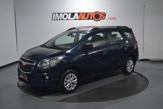 Chevrolet Spin 1.8 Ltz 7as M/t -imolaautos-