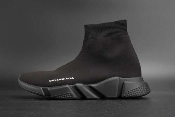 Balenciaga Speed Runner Black
