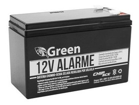 Bateria 12v 7a Selada Para Alarmes Cerca Elétrica Oferta
