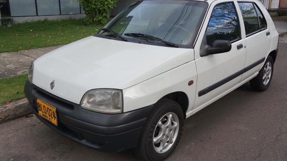 Renault Clio 2001 En Perfecto Estado