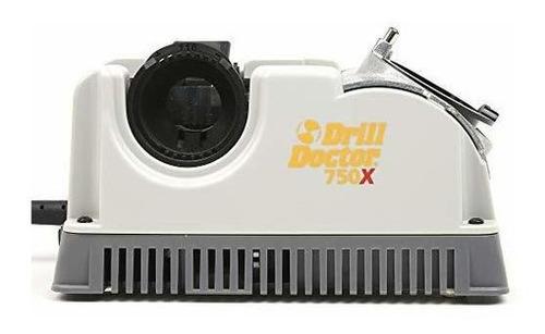 Imagen 1 de 3 de Afilador De Brocas De Acero Alta Velocidad Drill Doctor 750x