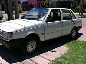 Fiat Duna 1.6 Cl 1994 Base Blanco Nafta