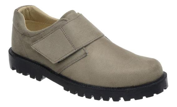Sapato Camurça Sintético Fearnothi