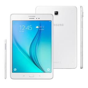 Tablet Samsung Tab Sm-p355m - C/ S Pen - Impecável - S/uso