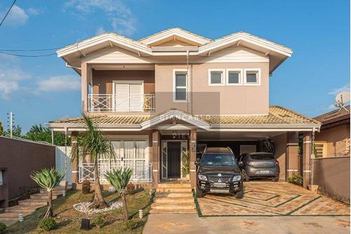 Imagem 1 de 29 de Casa Com 4 Dormitórios À Venda, 233 M² Por R$ 1.550.000,00 - Parque Dos Manacas - Atibaia/sp - Ca0484