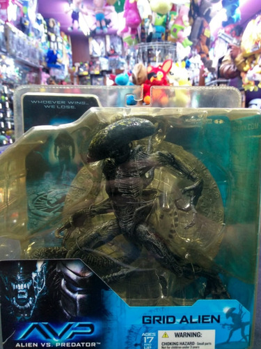 Alien Vs Predator Playsets Grid Alien