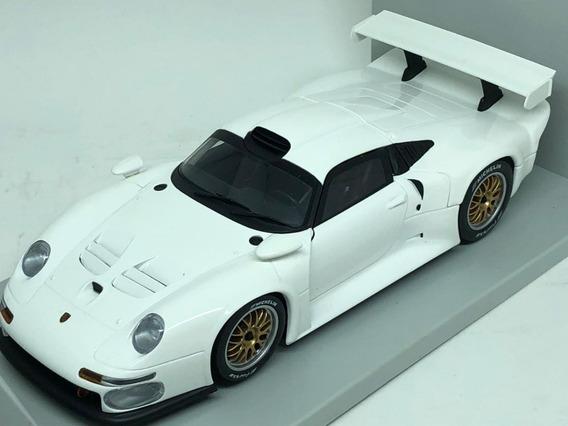 Miniatura Porsche 911 Gt1 Race 1:18 Ut Models- Raridade!