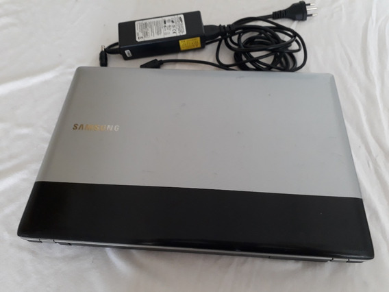 Notebook Samsung Rv411 Prata/preto