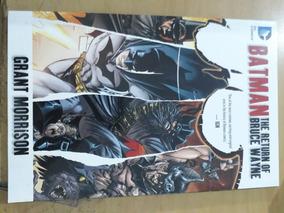 Hq - Batman - The Return Of Bruce Wayne - Grant Morrison