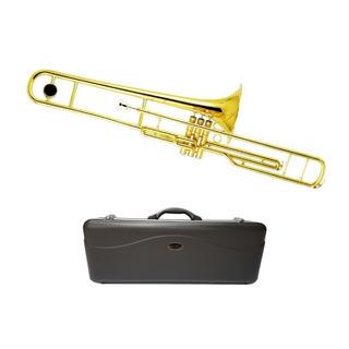 Trombon Embolos Silvertone Do Laqueado Con Estuche Sltb001