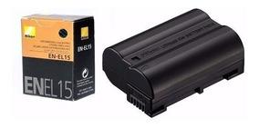 Bateria En-el15 Realmente Original D7200 D610 D Ba02