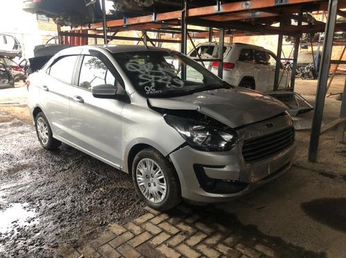 Imagem 1 de 8 de Sucata Ford Ka 1.0 Plus Sedan 2019/2020 85cvs