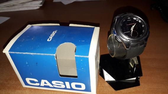 Relógio Casio Ana-digi Glow Worldtime 5 Alarms 3319