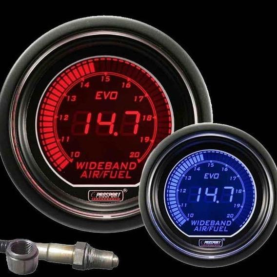 Prosport Kit Sonda Wideband 4.9 Rojo / Azul
