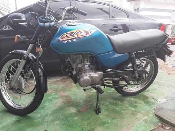 Honda Honda Cg 125 Titan