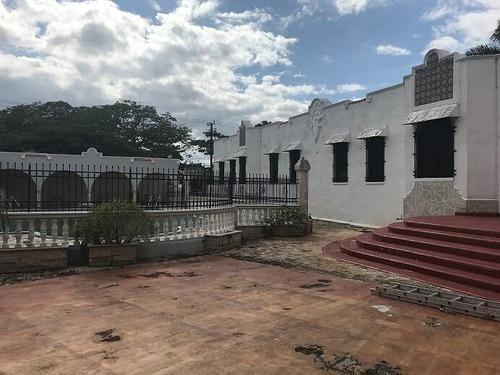 Quinta En Mérida Centro, Mérida