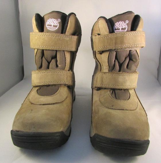 Bota Timberland  Feminina  Genuine Leather - Gore-tex