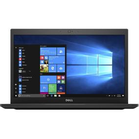 Notebook Dell Latitude 7480 Preto I7 16gb Ssd 512gb