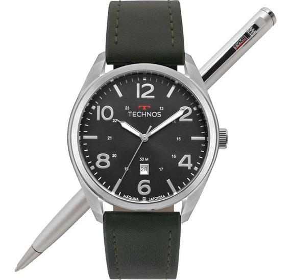 Relógio Technos Masculino Military 2115msz/0p - Nota Fiscal