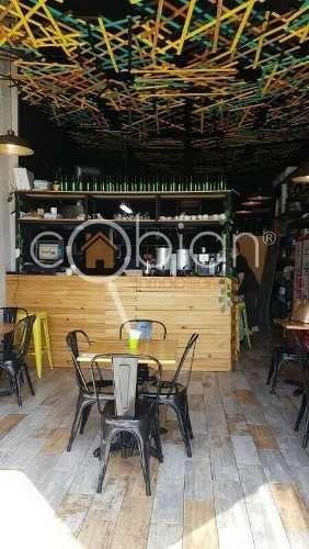 Restaurante En Plaza Comercial En Camino Real A Cholula