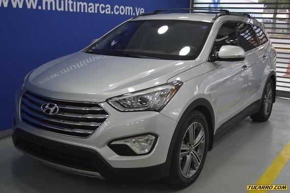 Hyundai Santa Fe Automatico-multimarca