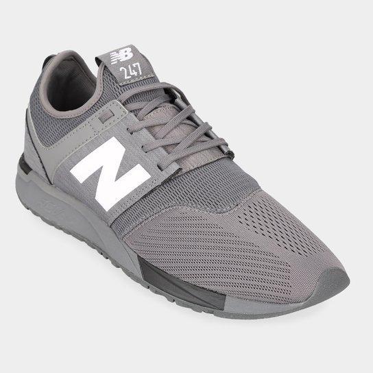 new balance 247 gris hombre