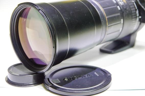 Lente Sigma 170-500mm F/5.0-6.3 Apo Dg Asp Para Pentax