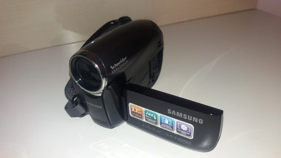 Filmadora Samsung (dvdcam)