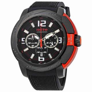 Reloj Redline Para Hombre 309c-bb-01-oa Red Line Tablero