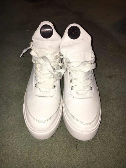 Zapatillas Tascani Fatly Blancas