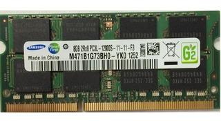 Memoria Ram Samsung 8gb Pc3l-12800s Macbook Pro 2012 I5 2.5