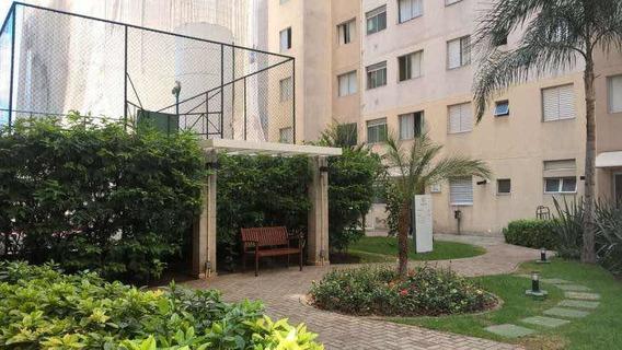 Apartamento Barra Funda, 2 Dormitórios C/ Móveis Planejado