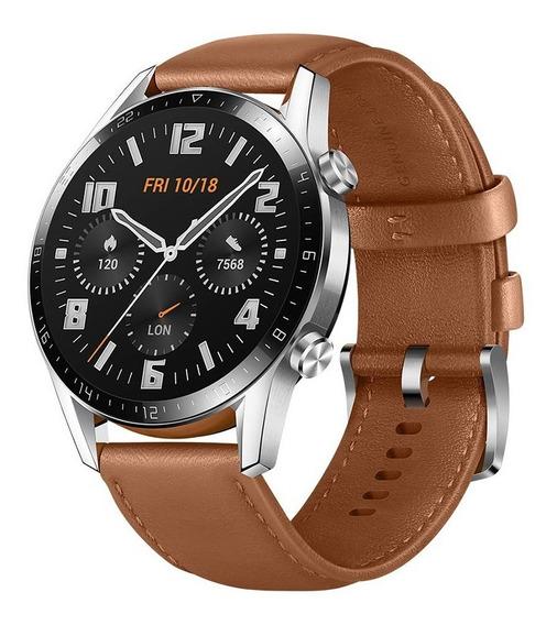 Reloj Smartwatch Huawei Watch Gt 2 46mm Cafe