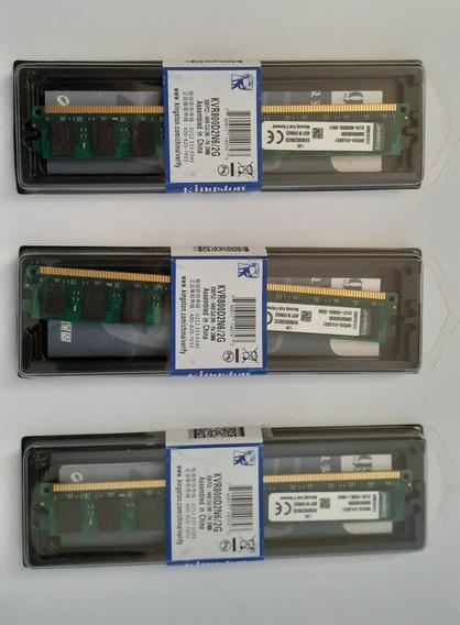 Memorias Ddr2 Para Pc De 2gb