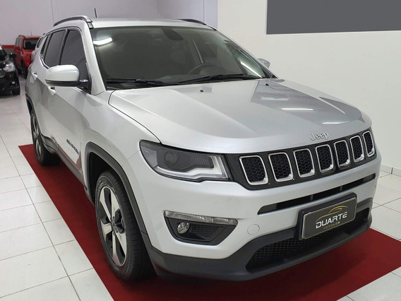 Jeep Compass 2018 2.0 Longitude Automático - Igual A Zero