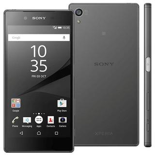 Smartphone Celular Sony Xperia Z5 32gb 3gb 5.2 Grafite