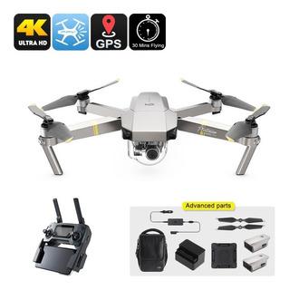 Combo Dji Mavic Pro Platinum Drone - 65 Km / H, Cámara 4k, T
