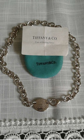 Colar Tiffany & Co Novo