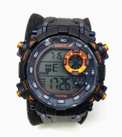 Relógio Masculino Speedo 80596g0evnp2 Digital- Vltrine Leia