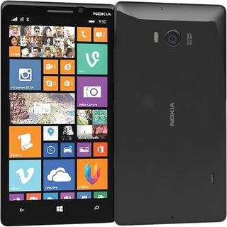 Nokia Lumia 930-windows Phone 8,1 32gb Vitrine Novo Nf-.