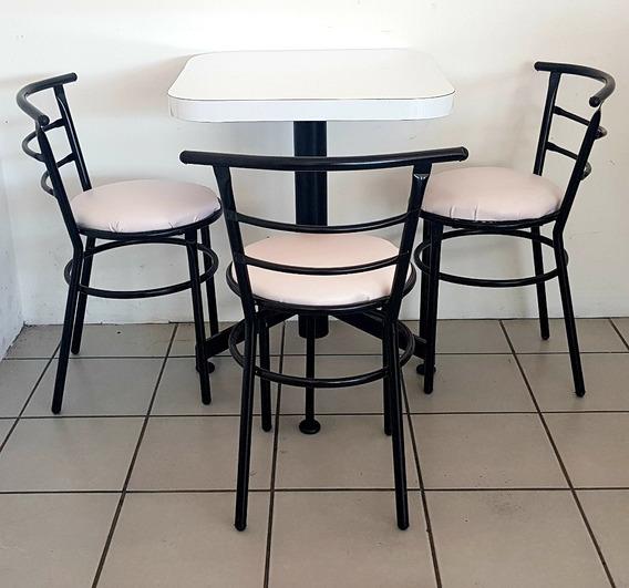 Mesas Y Sillas Para Cafeteria O Restaurante Baratas En