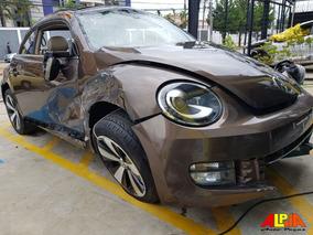 Sucata Volkswagen Novo Fusca Tsi 2.0 Autom. Gasol. 2012/2013